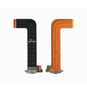 Επαφή Φόρτισης Samsung SM-P900 SM-P901 SM-P905 Galaxy Note Pro 12.2 με Καλώδιο Πλακέ Original, Καλωδιοταινία Φόρτισης P900 P905