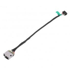 Βύσμα Τροφοδοσίας DC Power Jack Socket HP Envy TouchSmart 15 15-J M6 M6-K M6-N CBL00380-0200 719318-S09 719318-FD9/SD9/YD9 8-Pin