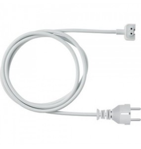 ΕΠΕΚΤΑΣΗ ΚΑΛΩΔΙΟΥ ΤΡΟΦΟΔΟΣΙΑΣ APPLE POWER ADAPTER EXTENSION CABLE APPLE MACBOOK MAGSAFE POWER CABLE EU
