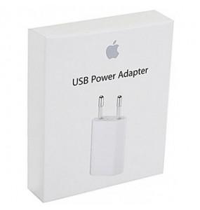 Αυθεντικός Apple Φορτιστής USB Πρίζας MD813 /A1400 (ΜΕ ΣΥΣΚΕΥΑΣΙΑ)